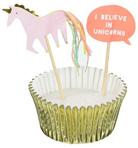 Meri Meri I Believe In Unicorns Cupcake Kit -