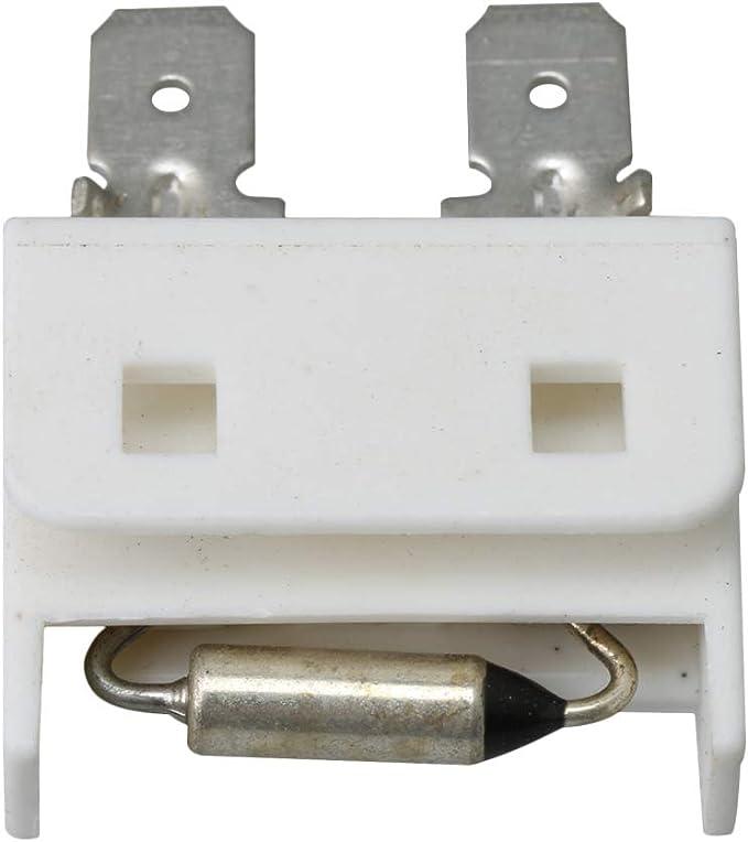 Yibuy - Juego de fusibles para puerta de lavavajillas (13,8 x 9,2 ...