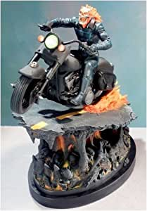 Ghost Rider Painted Statue from Marvel Comics by Bowen Designs