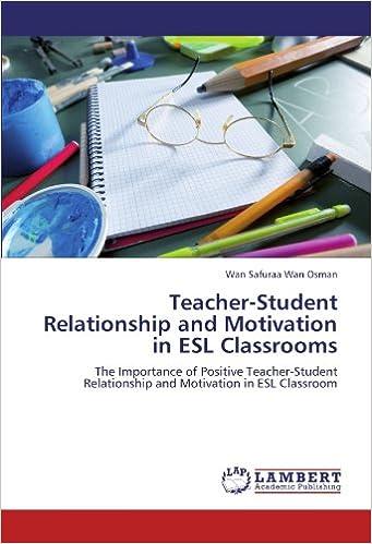 importance of teacher motivation