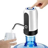 Bebedouro Bomba Elétrica Para Garrafão Galão Água Recarregável