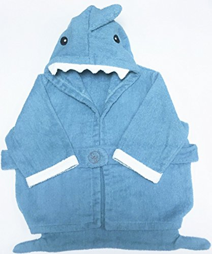 TOWEL COTTON SHARK DESIGN GREAT