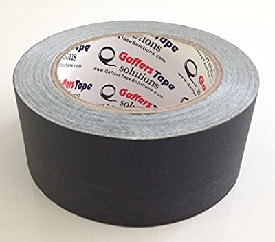 Gaffers Tape Solutions: Professional Gaffer Tape 2 Inches x 30 Yards.