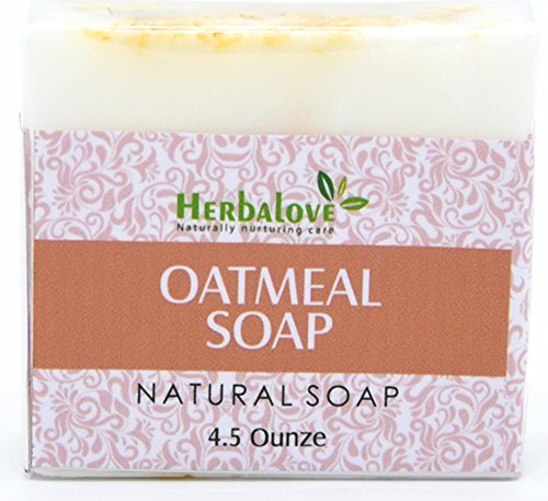 Oatmeal Face Cleanser - 4