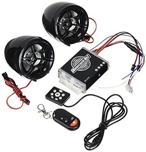 kdx-audio 09.5458–SPEAKERS FOR MOTORCYCLES AND Anti-Theft System,...