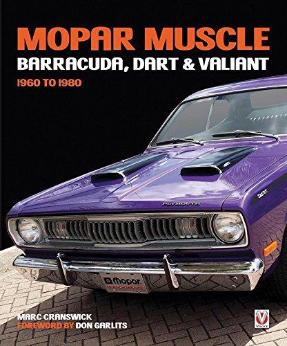 MOPAR Muscle - Barracuda, Dart & Valiant (Valiant Dart)