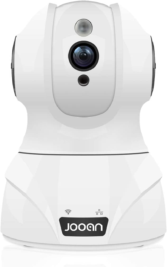JOOAN Security Camera Wireless HD 3MP |Two-Way Audio |Motion Detection |Super Night Vision| Face Sound Detection|Auto Tracing-Support Alexa
