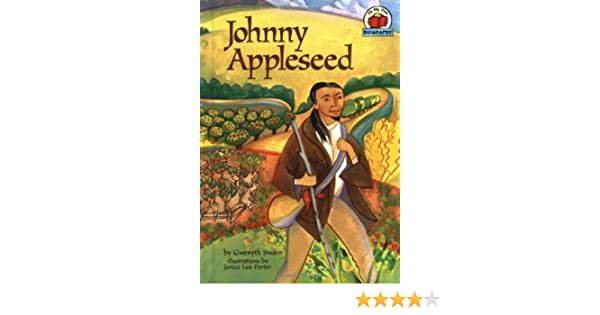 Counting Number worksheets johnny appleseed worksheets for 2nd grade : Johnny Appleseed (On My Own Biographies): Gwenyth Swain, Janice ...