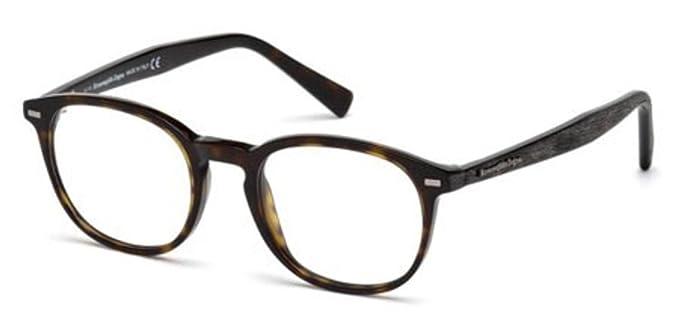 16cfa8affcf5 Image Unavailable. Image not available for. Color: Eyeglasses Ermenegildo  Zegna ...