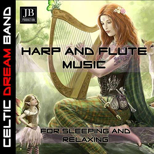 Harp And Flute Music (For Sleeping And Relaxing) (Harp Flute Music)