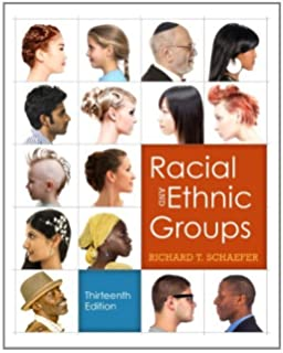 9780205842339: racial and ethnic groups (13th edition) abebooks.