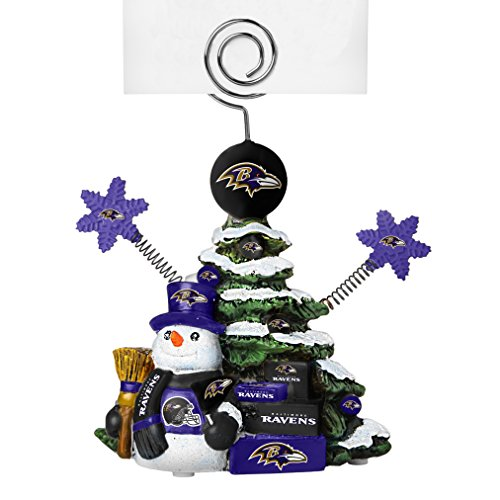 NFL Baltimore Ravens Tree Photo Holder