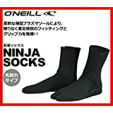 O'NEILL(オニール) サーフブーツ忍者ソックス 3mm(厚さ)