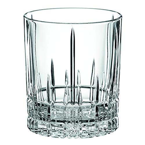 (Spiegelau Perfect Serve Collection Perfect D.O.F. Glass, Set of 4)