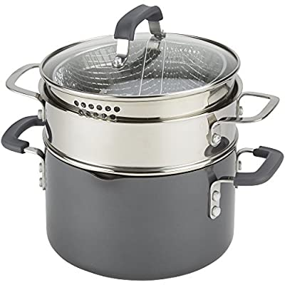 Emeril Lagasse 63054 Multi-Cooker Nonstick Saucepot