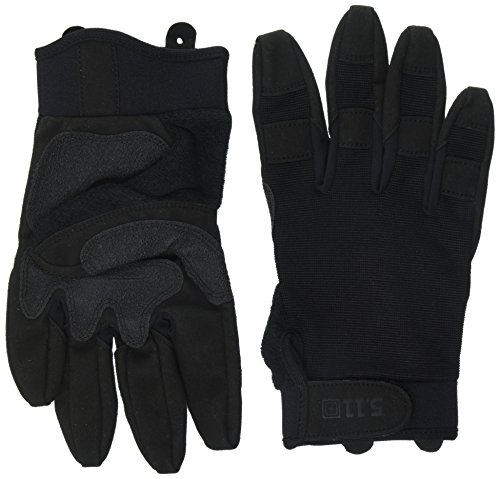 5.11 Tac A2 Gloves, Black, Medium