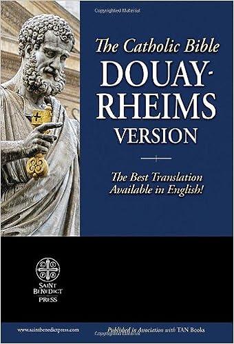 Douay Rheims Bible Pdf