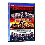 Expendables / / Expendables 2 / / Expendables 3 DVD Triple Feature