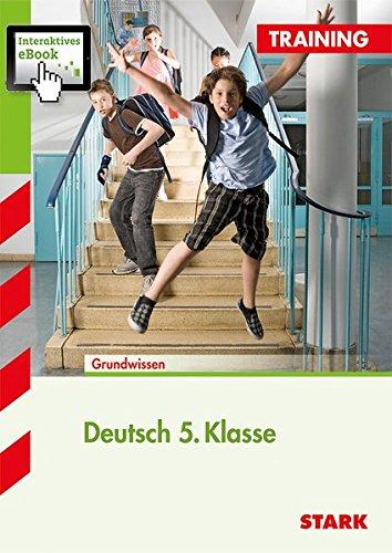 Training Realschule - Deutsch 5. Klasse