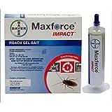 Maxforce Impact Roach Bait Gel 30g Reservoir , Four per Box