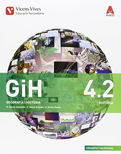 GIH 4 (4.1-4.2) VALENCIA (HISTORIA) AULA 3D: 000002 - 9788468236780