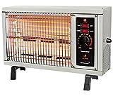 Brentwood H-RH1500 Radiant Heater White