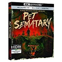 Deals on Pet Sematary 30th Anniversary 4K Ultra HD + Blu-ray