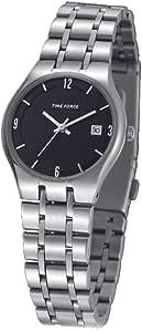Time Force Reloj Analógico para Mujer de Cuarzo con Correa en Acero Inoxidable TF4012L01M