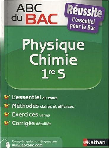 Physique-Chimie 1e S pdf, epub