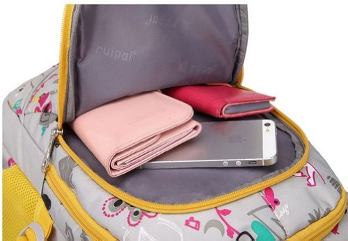 Amazon.com : Eshops Backpacks for Girls School Bags for College ...