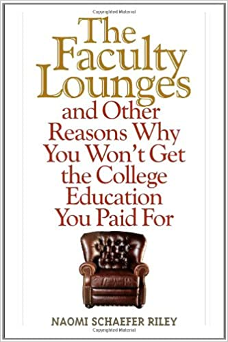 Education Department Sees Rise In >> The Faculty Lounges And Other Reasons Why You Won T Get The College