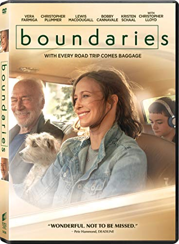 Boundaries by Sony Pictures Home Entertainment