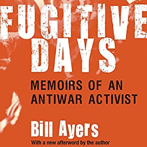 Fugitive Days Audiobook