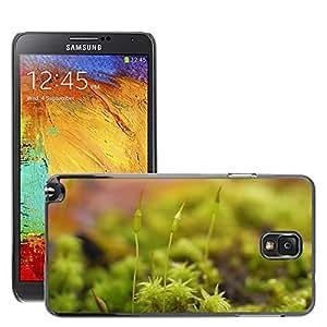 Super Stellar Slim PC Hard Case Cover Skin Armor Shell Protection // M00052405 aero moss macro seeds // Samsung Galaxy NOTE 3