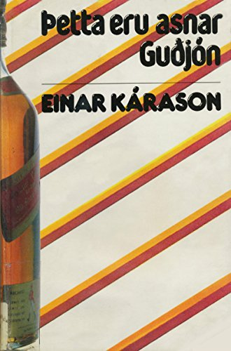 Þetta eru asnar Guðjón (Icelandic Edition)