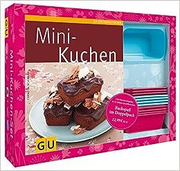 Mini Kuchen Set Plus 12 Mini Formchen Aus Silikon Gu Buch Plus Gu