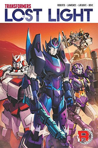 Transformers: Lost Light, Vol. 1 (Collection Transformers History)