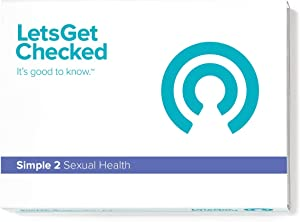 LetsGetChecked - at Home STD Test Kit | STI - Chlamydia and Gonorrhea Screening | for Men and Women | CLIA-Certified Results in Days | 100% Private and Discreet | Accurate and Fast Test |