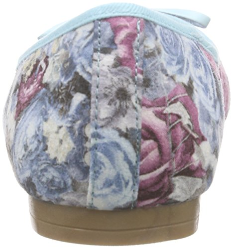Fermées Ballerines Blau 221 Multi Jane Klain Bleu 899 910 Femme blue IqFxgw