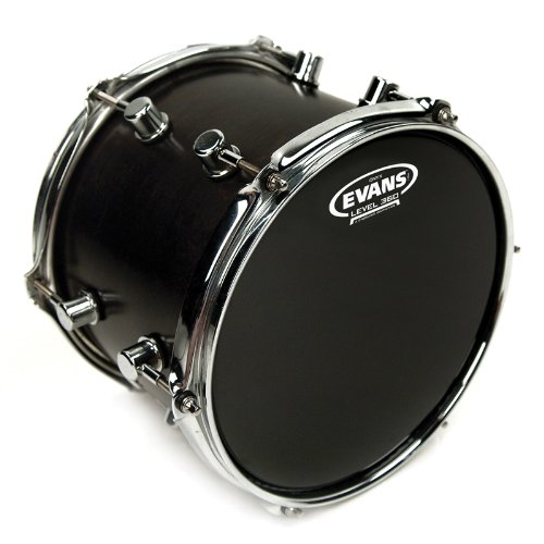 Evans Onyx Drum Head, 16 Inch - Pop Head Drum