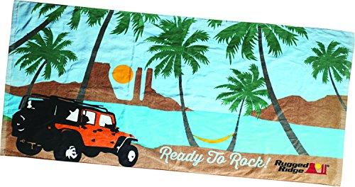 Rugged Ridge 14230.01 Beach Towel