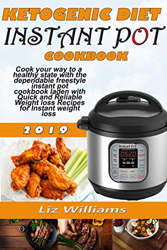 keto instant pot 130 healthy lowcarb recipes for your electric pressure cooker or slow cooker