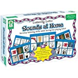 Sounds at Home [With 120 Game Tokens and 12 Game Boards and CD (Audio)] (Listening Lotto)