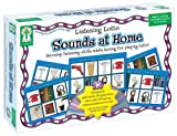 Key Education Listening Lotto: Sounds at Home Educational Board Game