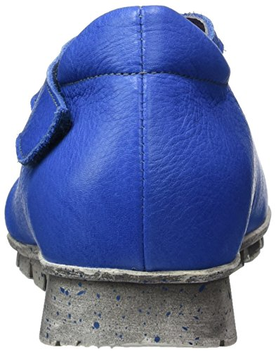 Think Menscha, Bailarinas para Mujer Blau (Jeans/KOMBI 84)