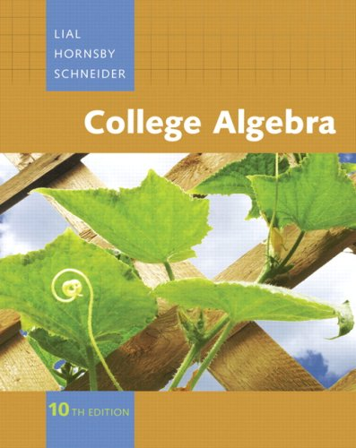 College Algebra Value Pack (includes MyMathLab/MyStatLab Student Access Kit  & Student Solutions Manual for College