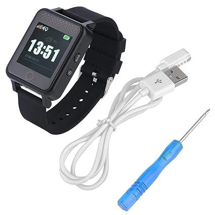 Amazon.com: Redxiao GPS Watch for Elderly, Wrist Watch GPS ...