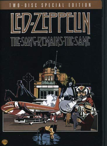 Led Zeppelin: The Song Remains the Same (Two-Disc Special Edition) from Alfred Music