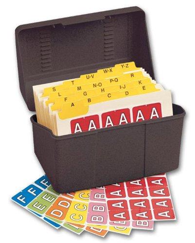 Sycom & Barkley Alpha Label Sheets Starter Set by EGP