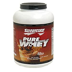 Champion Nutrition Pure Whey Protein Stack Cocoa-mochaccino 5 Lbs (2.27 Kg)